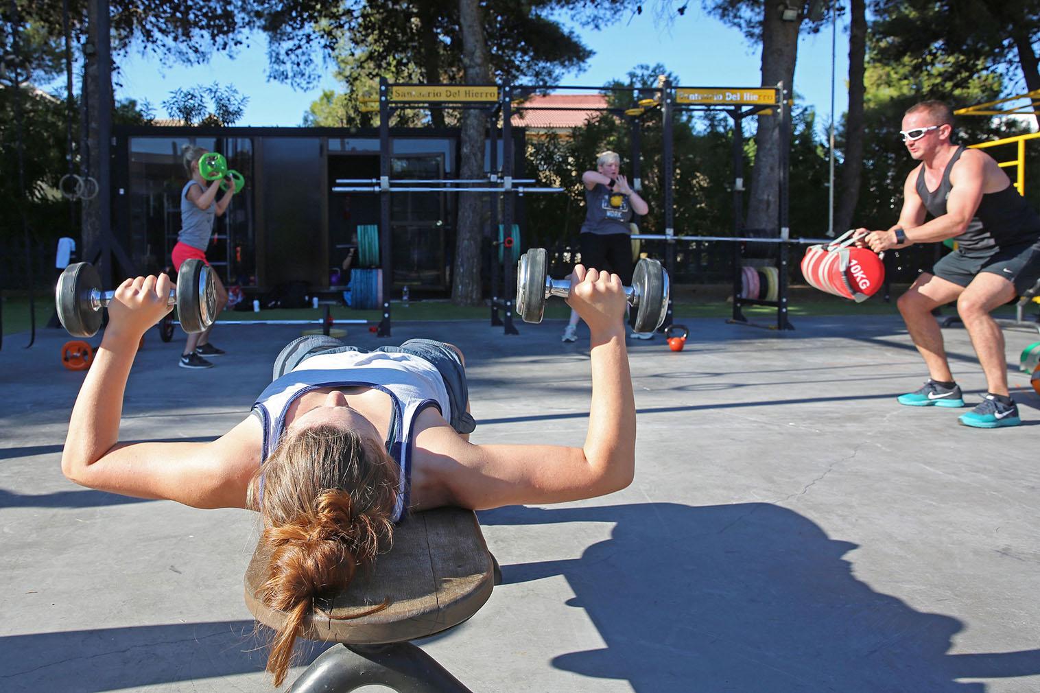 Boot Camp Marbella - Fitness Holidays in Marbella, Costa del Sol